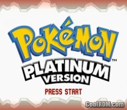 Pokemon platinum psp iso free download