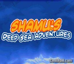 ROMs » Nintendo DS » S » Shamu's Deep Sea Adventures