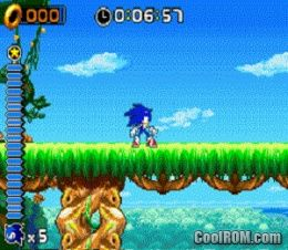 Sonic Rush ROM Download for Nintendo DS / NDS - CoolROM com