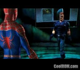 the amazing spider man ds rom