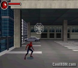 spider man ds rom