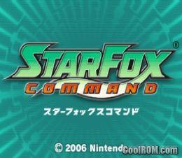 star fox command rom