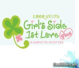 Tokimeki Memorial Girl S Side 1st Love Plus Japan Rom Download For Nintendo Ds Nds Coolrom Com