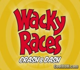 wacky races nintendo ds