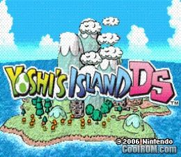 Yoshi S Island Ds Rom Usa
