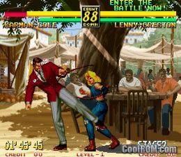 Art Of Fighting 3 Rom Download For Neo Geo Coolrom Com