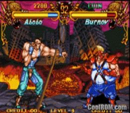 Double Dragon ROM Download for Neo Geo - CoolROM com