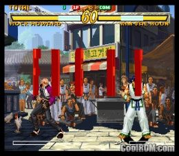 Garou - Mark of the Wolves ROM Download for Neo Geo - CoolROM com