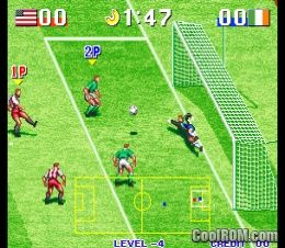 Goal! Goal! Goal! ROM Download for Neo Geo - CoolROM com