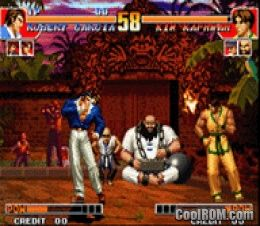 King Of Fighters 97 Rom Download For Neo Geo Coolrom Com