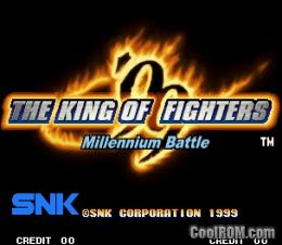 King of Fighters '99 ROM Download for Neo Geo - CoolROM com
