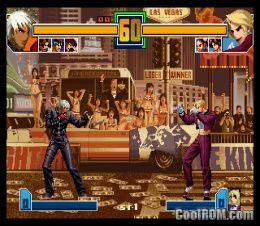 King Of Fighters 2001 Rom Download For Neo Geo Coolrom Com