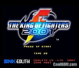 The king of fighters 2001 pc game download free full version.