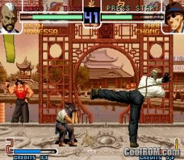 King Of Fighters 2002 Rom Download For Neo Geo Coolrom Com