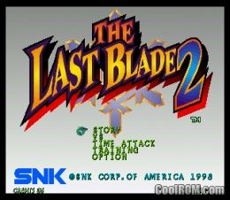 Last Blade 2 ROM Download for Neo Geo - CoolROM com