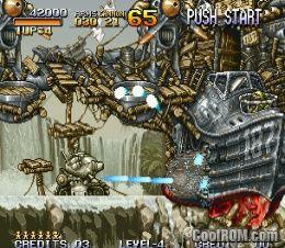 Metal Slug ROM Download for Neo Geo - CoolROM com