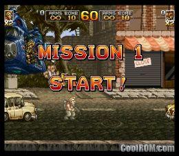 Metal Slug 4 ROM Download for Neo Geo - CoolROM com