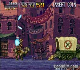 metal slug x game free download for android