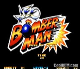 Neo Bomberman Rom Download For Neo Geo Coolrom Com