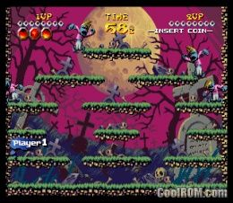 Nightmare in the Dark ROM Download for Neo Geo - CoolROM com