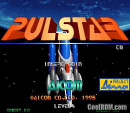 Pulstar ROM Download for Neo Geo - CoolROM com