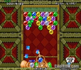 Puzzle Bobble ROM Download for Neo Geo - CoolROM com