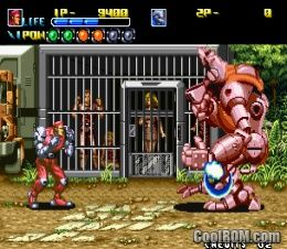 Robo Army ROM Download for Neo Geo - CoolROM com