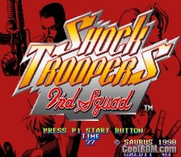 Shock Troopers 2 ROM Download for Neo Geo - CoolROM com