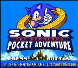 Sonic the Hedgehog - Pocket Adventure ROM Download for Neo
