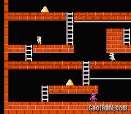 Lode Runner NES