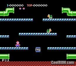 Mario Bros Classic Europe Rom Download For Nintendo Nes Coolrom Com