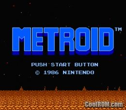 Metroid rom download for nintendo nes for Cool roms