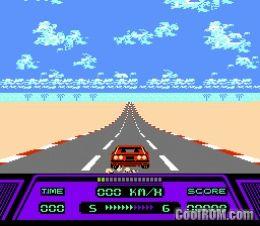 Rad Racer Rom Download For Nintendo Nes Coolrom Com