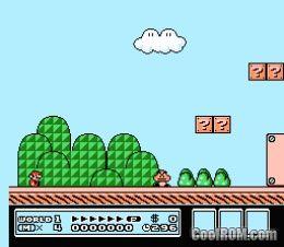 Super Mario Bros  3 ROM Download for Nintendo / NES