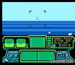 Top Gun The Second Mission Europe Rom Download For Nintendo Nes Coolrom Com
