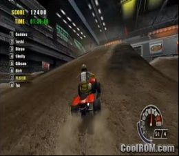 ATV Offroad Fury 4 ROM (ISO) Download for Sony Playstation 2