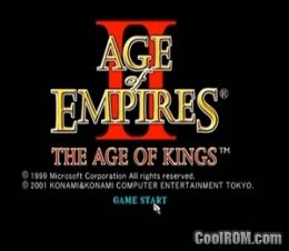 Age of Empires II - The Age of Kings (Europe) (En,Fr,De,Es