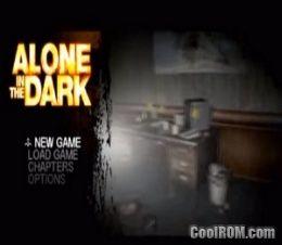 Alone in the dark psp iso