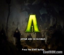 Arthur And The Invisibles The Game En Fr Es Rom Iso Download For Sony Playstation 2 Ps2 Coolrom Com