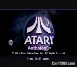 Atari Anthology ROM (ISO) Download for Sony Playstation 2