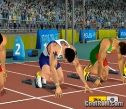 Athens 2004 ROM (ISO) Download for Sony Playstation 2 / PS2