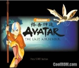 Avatar - The Last Airbender ROM (ISO) Download for Sony