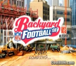 Backyard Football '08 ROM (ISO) Download for Sony ...