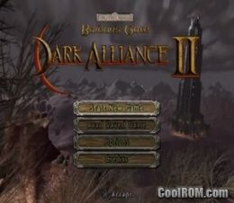 Baldur S Gate Dark Alliance Ii Rom Iso Download For Sony