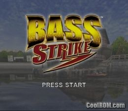 Bass Strike Europe Rom Iso Download For Sony Playstation 2