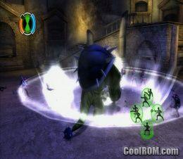 Ben 10 - Ultimate Alien Cosmic Destruction ROM (ISO