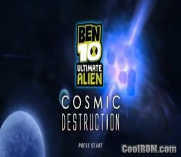jeux ben 10 ultimate alien cosmic destruction pc gratuit