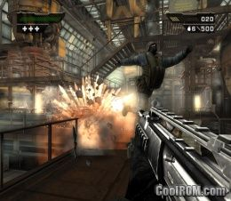 Black Rom Iso Download For Sony Playstation 2 Ps2