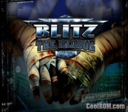 Blitz - The League ROM (ISO) Download for Sony Playstation 2