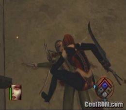 Bloodrayne Rom Iso Download For Sony Playstation 2 Ps2 Coolrom Com